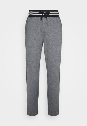 PHIL - Tracksuit bottoms - heather black