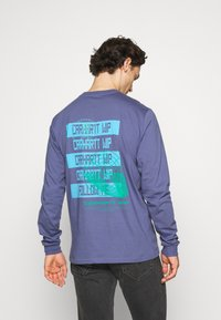 Carhartt WIP - REMIX - Long sleeved top - cold viola - 2