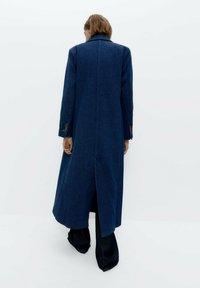 Uterqüe - Short coat - blue - 1