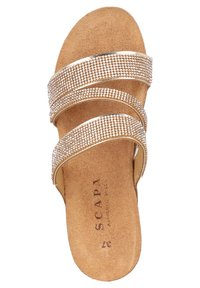 Scapa - Wedge sandals - platin - 3