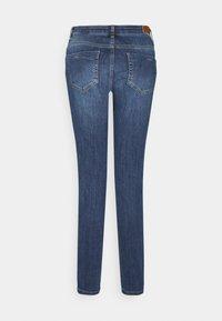 More & More - HAZEL - Jeans slim fit - mid blue denim - 1