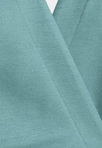 Esprit Collection - WRAP - Maxi dress - dark turquoise - 2