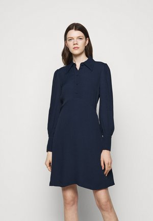 MINI DRESS - Košilové šaty - midnightblue