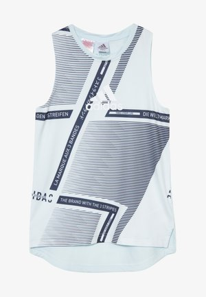 TEE - Sports shirt - skytin/legink/white