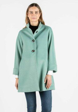 JOY - Krátký kabát - light green