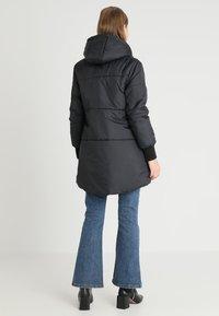 Modern Eternity - FAITH 3-IN-1 THIGH BOMBER PUFFER COAT - Winter coat - black - 2