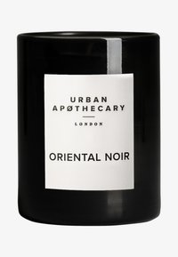 Urban Apothecary - LUXURY BOXED GLASS CANDLE - ORIENTAL NOIR - Duftlys - - - 0