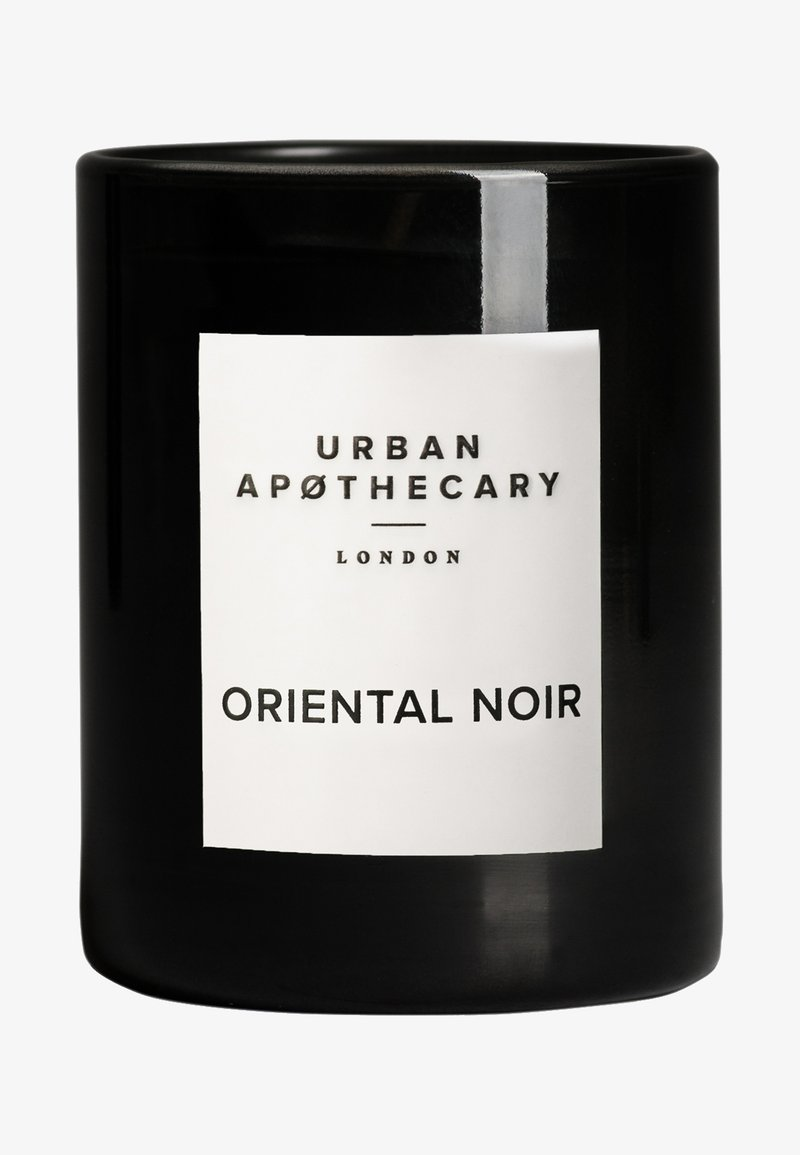 Urban Apothecary - LUXURY BOXED GLASS CANDLE - ORIENTAL NOIR - Duftlys - -