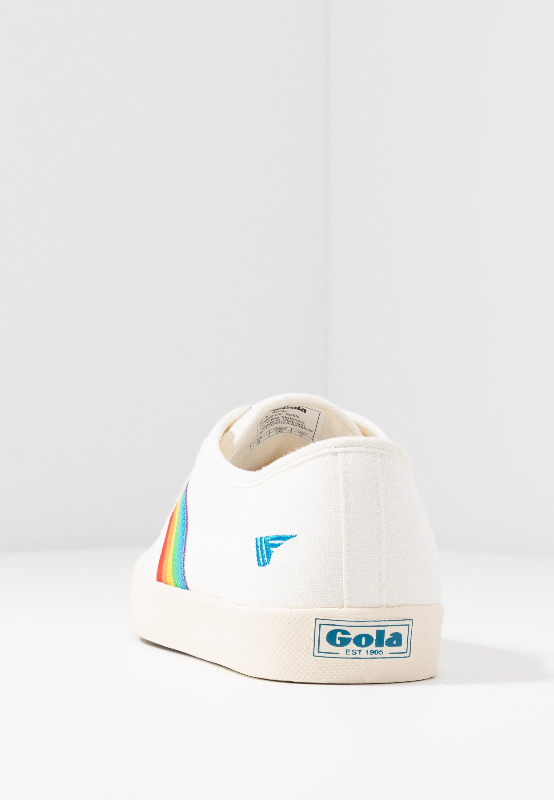 Gola COASTER RAINBOW - Joggesko - offwhite