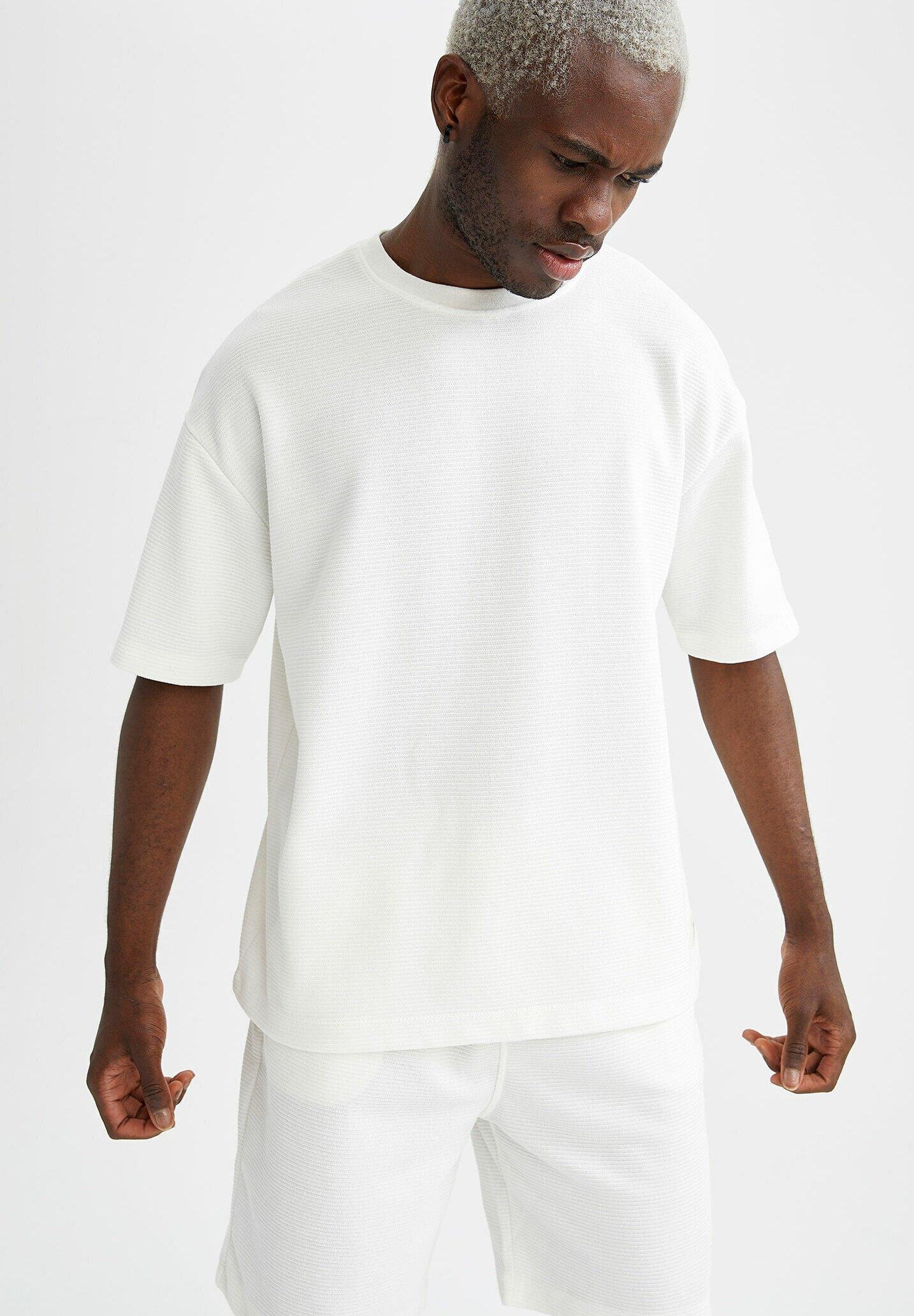 Homme OVERSIZE FIT  - T-shirt basique