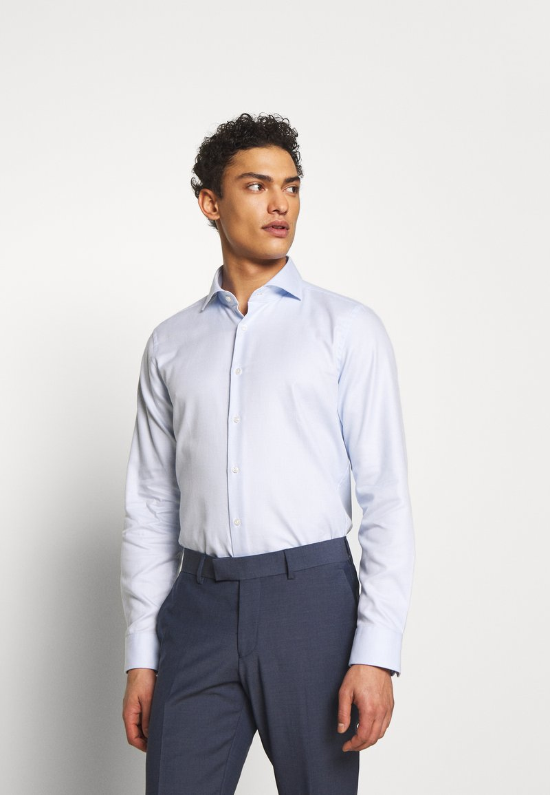 JOOP! - PANKO SLIM FIT - Formal shirt - light blue