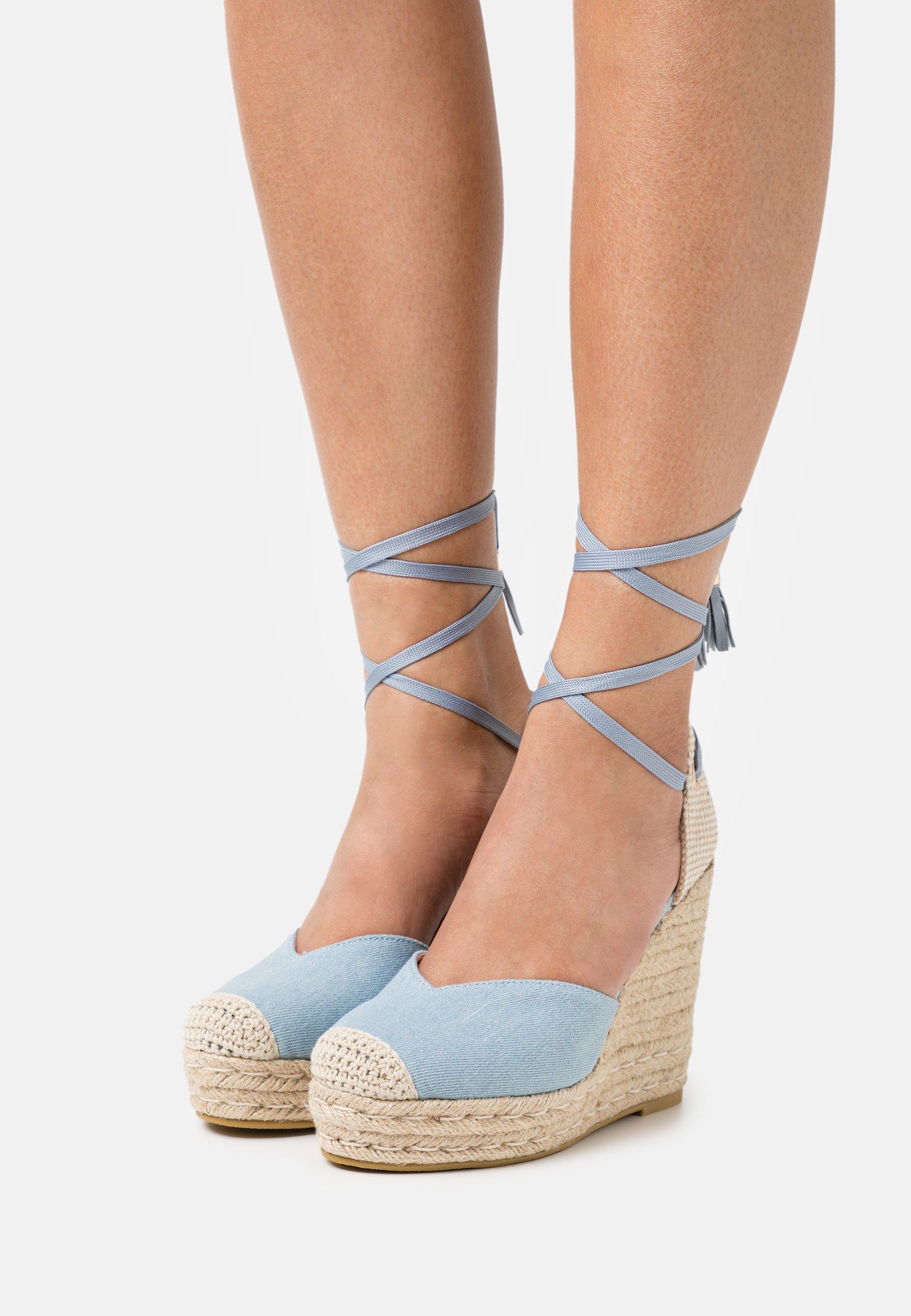 Women WIDE FIT DORIAN - Platform heels