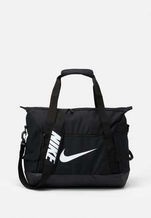 ACADEMY TEAM - Sports bag - black/white
