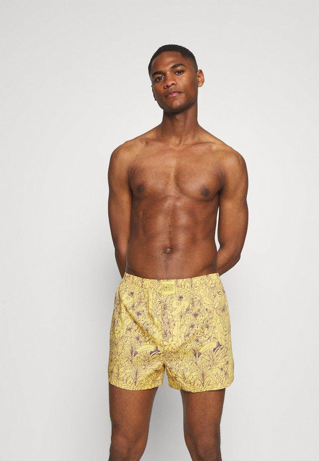 TROPICAL - Boxer - yellow