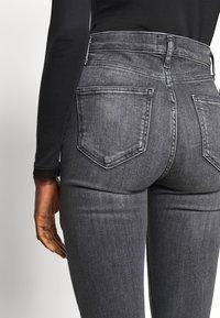 River Island Tall - Straight leg jeans - grey - 4