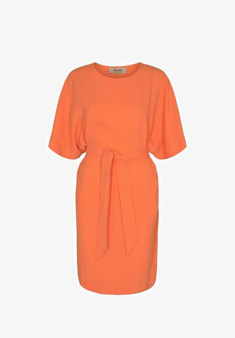 Mos Mosh - RIKA COSTA  - Jersey dress - orange