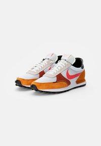 Nike Sportswear - DBREAK TYPE UNISEX - Trainers - white/crimson-monarch-rugged orange-black-sail - 1