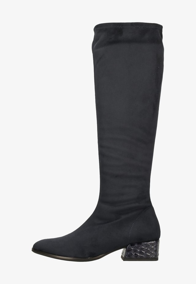 Boots - navy cmc