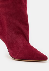 Iro - STEVIE - Laarzen met hoge hak - burgundy - 4