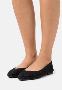 Skechers - CLEO - Ballet pumps - black - 0