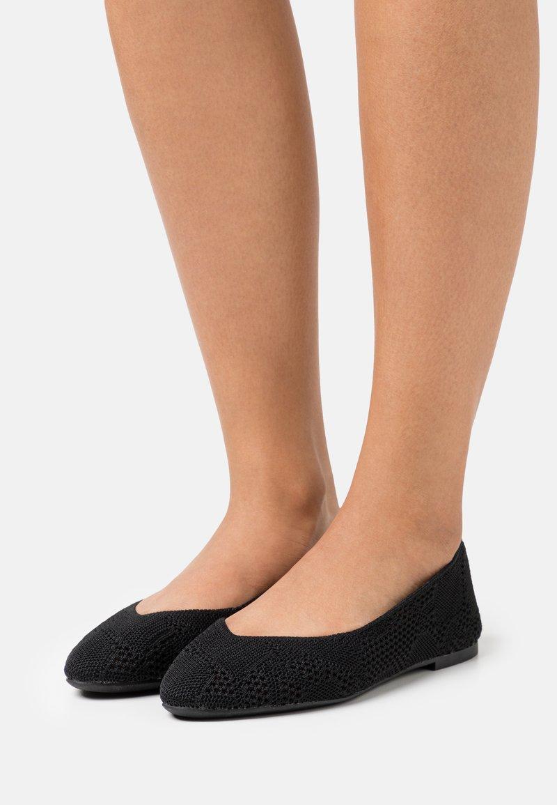 Skechers - CLEO - Ballet pumps - black