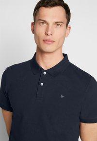 TOM TAILOR - BASIC WITH CONTRAST - Polo shirt - sky captain blue - 3