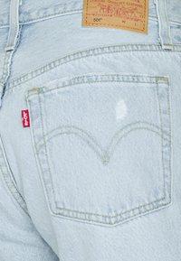 Levi's® - 501® MID THIGH SHORT - Denim shorts - luxor focus - 6