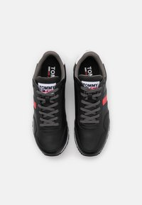 Tommy Jeans - LIFESTYLE  RUNNER - Trainers - black - 3