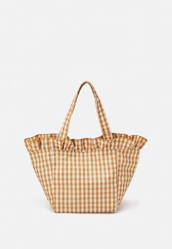 TOTE - Handbag - amber