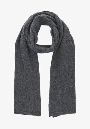PCDEBBIE LONG SCARF - Šála - dark grey melange