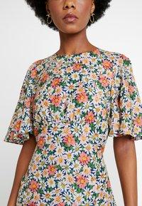 Topshop - AUSTIN DAISY - Vestido largo - multi-coloured - 6