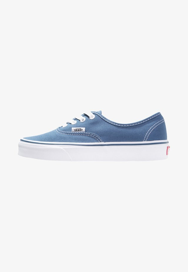 AUTHENTIC - Zapatillas skate - navy
