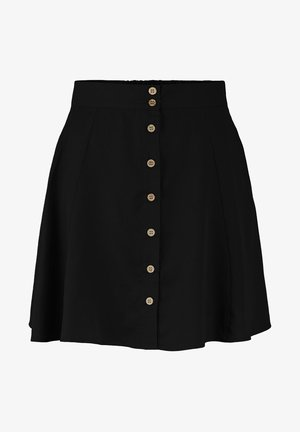 PCMARYLEE SKIRT - A-line skirt - black