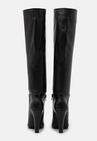 Wallis - PINNIE - High heeled boots - black - 3
