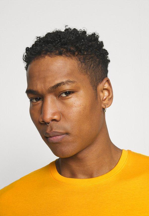 Esprit LOGO - T-shirt z nadrukiem - sunflower yellow/żÓłty Odzież Męska SXCK