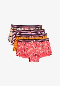 WE Fashion - 4 PACK - Kalhotky - multi-coloured - 0