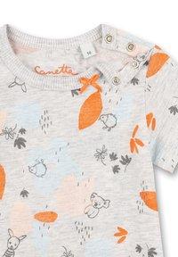 Sanetta Kidswear - T-shirt print - grau - 2