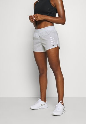 RUN SHORT - kurze Sporthose - grey fog/black