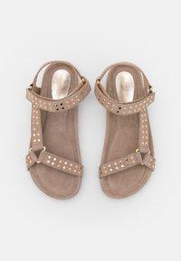 Copenhagen Shoes - SWEAT - Sandals - beige - 5