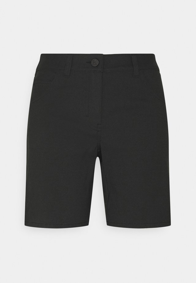 PEDALZ CHINO SHORTS - Urheilushortsit - pirate black