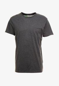 GAYLIN - T-shirt basique - dar grey