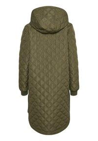 Kaffe - Winter coat - grape leaf - 5