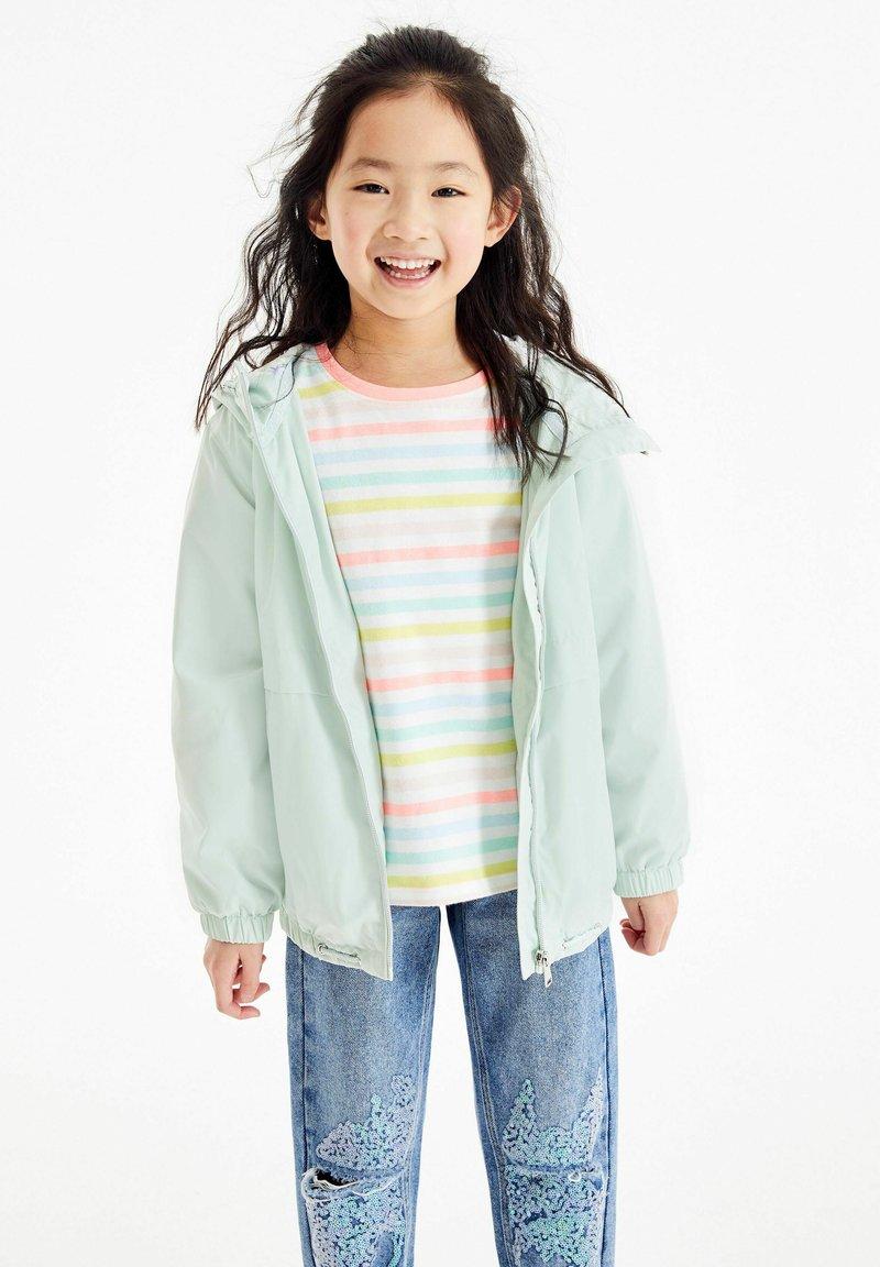 Next - Waterproof jacket - mint