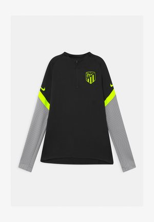 ATLETICO MADRID DRY UNISEX - Club wear - black/wolf grey/volt