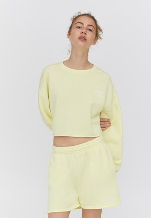 Bluza - yellow