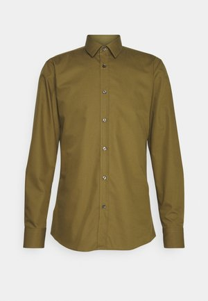 ELISHA - Formal shirt - open green