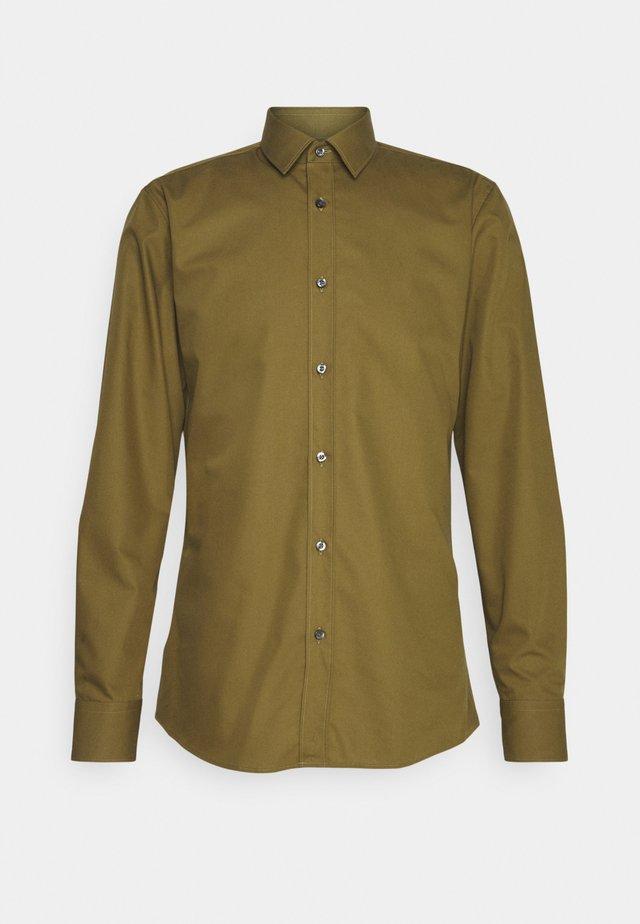 ELISHA - Camicia elegante - open green