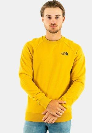Sweater - jaune