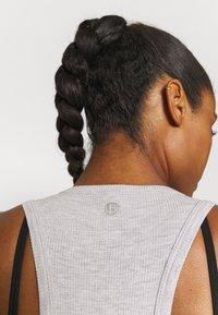 Cotton On Body - LAYERING CROP TANK - Top - grey marle - 4