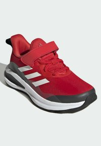 adidas Performance - FORTARUN ELASTIC - Neutral running shoes - red - 1
